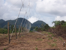 Koto Tabang Ionospheric Antenna Array