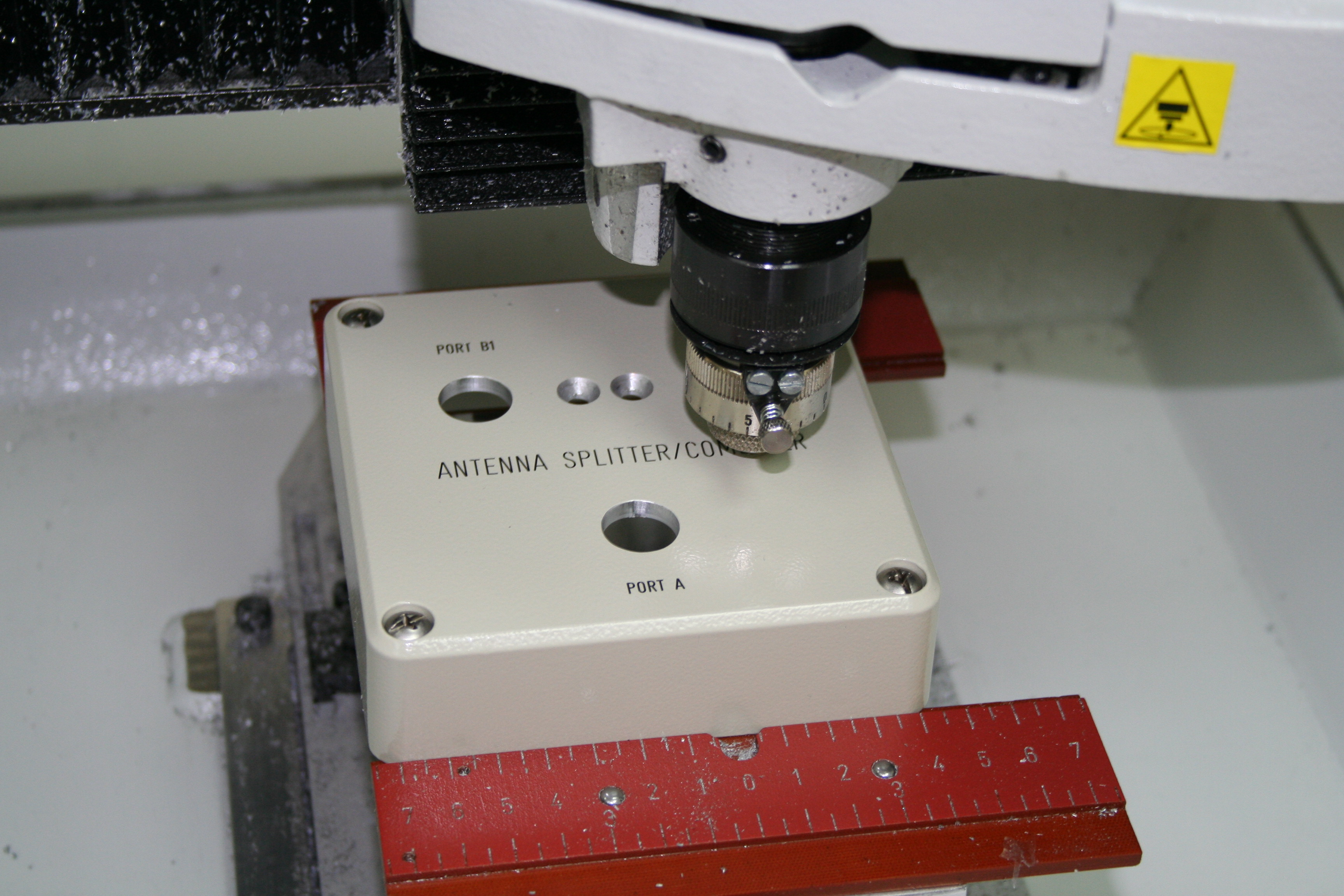 Industrial Engraving and Machining Services | Genesis Software